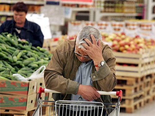 Это просто шок! Сколько тратят на еду в Украине и Польше.