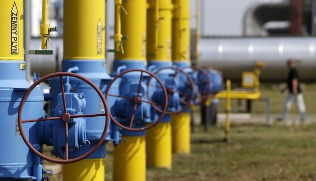 Украина сократила импорт газа