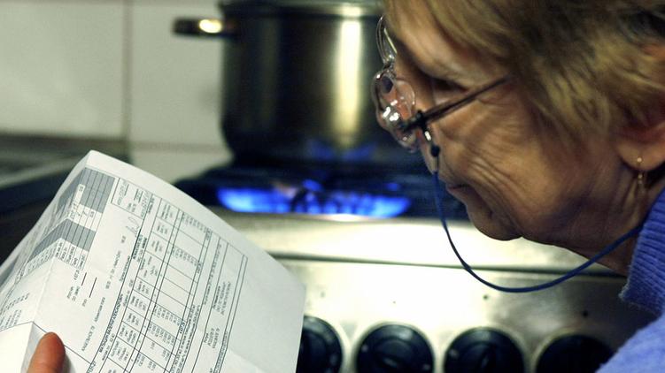 Получатели субсидий вынуждены доплачивать сотни гривен за газ