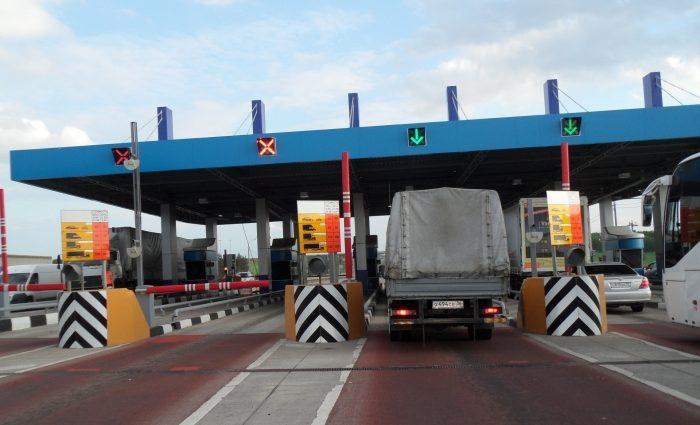 До открытия платных дорог остался год