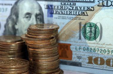 Курс доллара в Украине упал еще сильнее