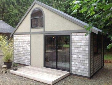 Мода на маленькие дома в США