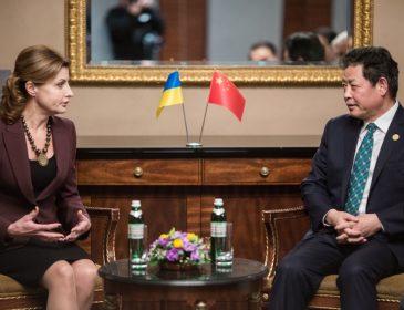 Китай выделит Украине 5 миллионов на инклюзивное образование