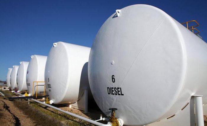 В Украине резко выросли цены на дизельное топливо