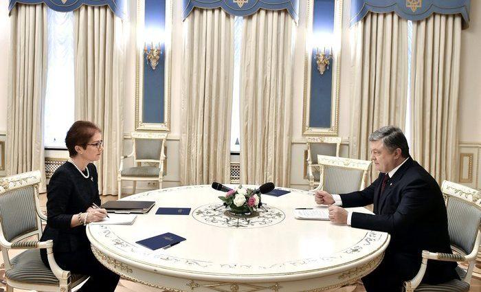 МИД работает над подготовкой встречи Порошенко с Трампом