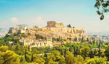 Таинственный древний город обнаружили возле Афин.