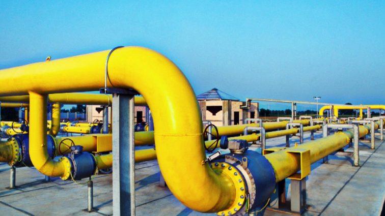 Украина увеличила транзит газа в Евросоюз