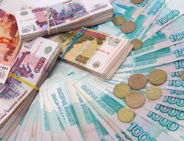В Украину хлынули российские деньги