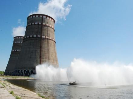 Энергоблок №4 Запорожской АЭС подключен к сети