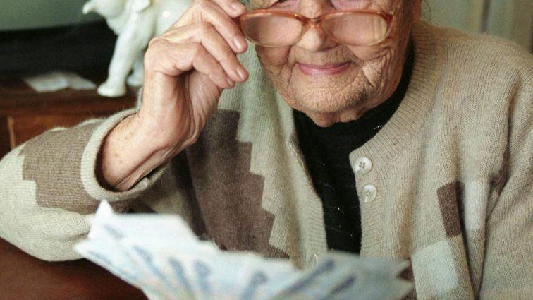 Минимальную пенсию повысили на 120 гривен