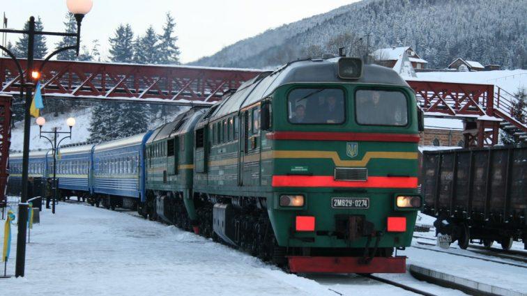 В «Укрзализныци» добавили поезда на новогодние праздники