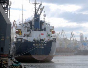 Николаевский морской порт перевалил всего зерновых и подсолночного масла в этом году