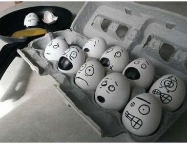Яйца подскочили на 46%, молочка — на 7,3%