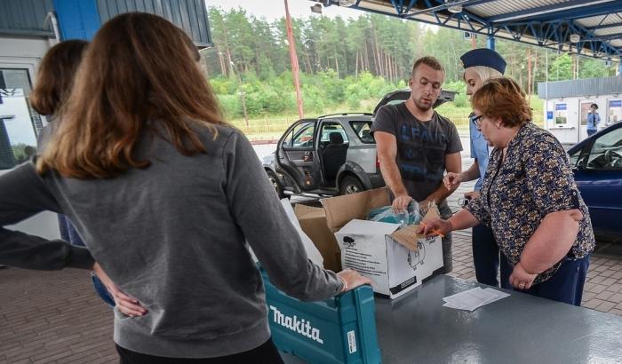 Украинцев хотят заставить растамаживать любую мелочь