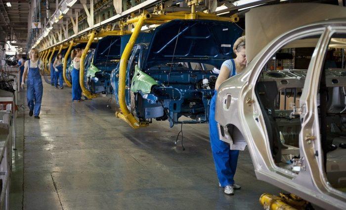 Украинский завод рекордно увеличил производство автомобилей