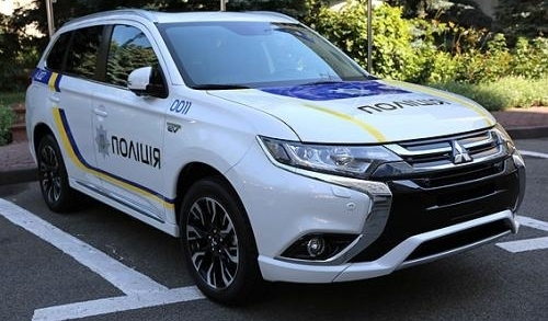 Копы потратят миллиард гривен на новые авто