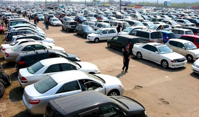 Украина отменит пошлины на авто из Евросоюза