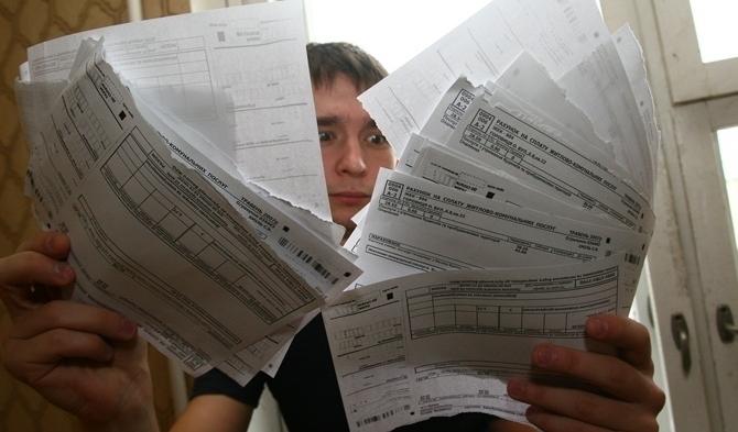 Большинство украинцев будут не в состоянии оплатить коммуналку