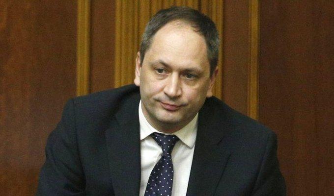 Зарплата министра по вопросам временно оккупированных территорий и внутренне перемещенных лиц