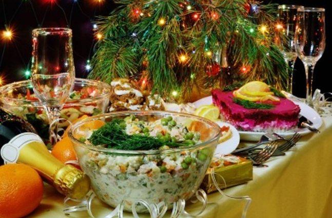 Новый год: сколько придется заплатить за Оливье