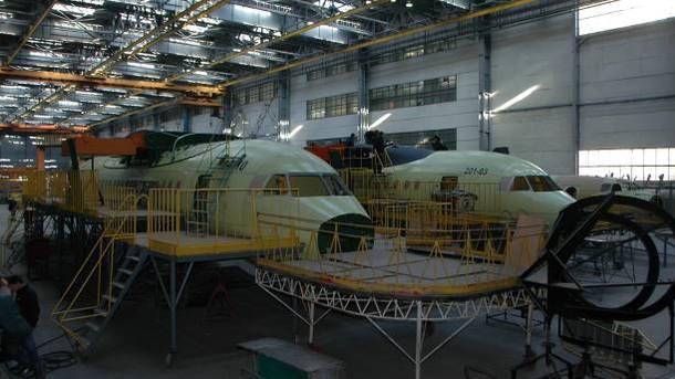 Россия хочет переманить к себе авиаконструкторов «Антонова»