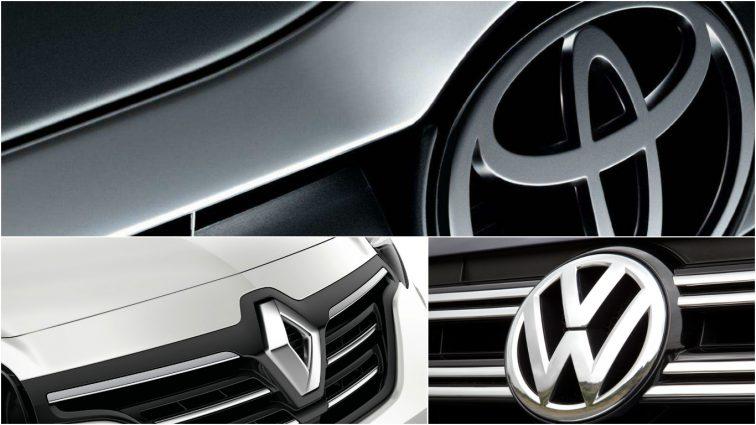 Volkswagen VS Toyota: стало известно, кто вырвался в лидеры мирового авторынка