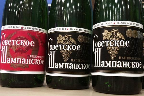 2018 будет без шампанского! Украинцы останутся без привычного коньяка и шампанского