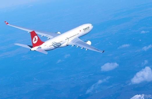 Turkish Airlines будет летать в Харьков