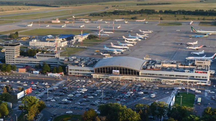 Долой монополистов! Аэропорт «Борисполь» оштрафовали на 12 млн. грн