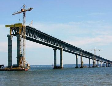 Ученый о Керченском мосте: Построить его нельзя. Он там не простоит, если его, не дай господь, сделают
