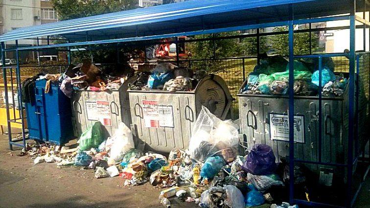 Под грифом «секретно»: во Львове построят мусороперерабатывающий завод!