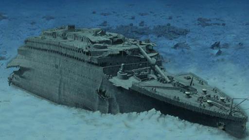 Выдвинули новую теорию крушения «Титаника»