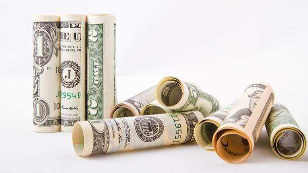 Курс доллара в Украине падает пятый день кряду