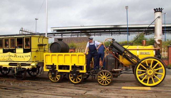 В Великобритании испытают железную дорогу на солнечной энергии