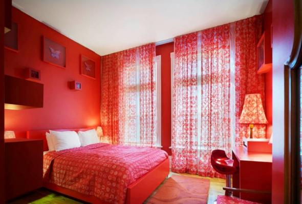 Как правильно выбрать цвет спальни