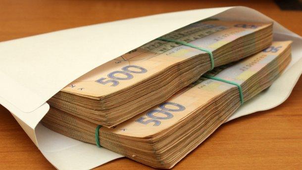 Интересная инфографика: сколько денег украинцы «съедают» налоги