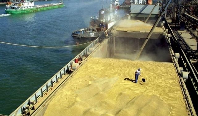 Украина установила зерновой рекорд