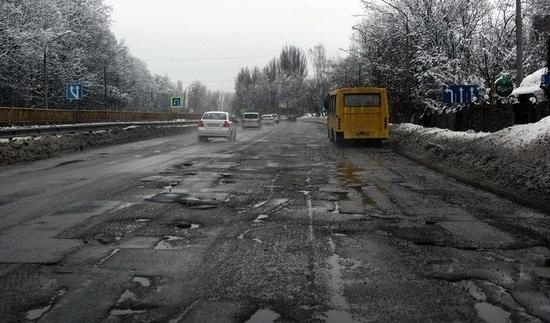 Гройсман назвал дату появления в Украине хороших дорог