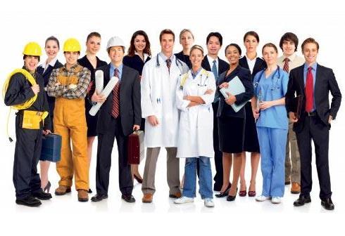 Самые высокооплачиваемые профессии в Украине (ИНФОГРАФИКА)