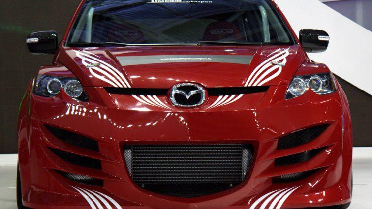 Mazda планирует выпускать бензиновые двигатели без свечей зажигания
