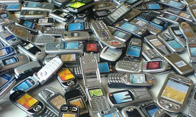 В России продают православный телефон с золотыми кнопками (ФОТО)