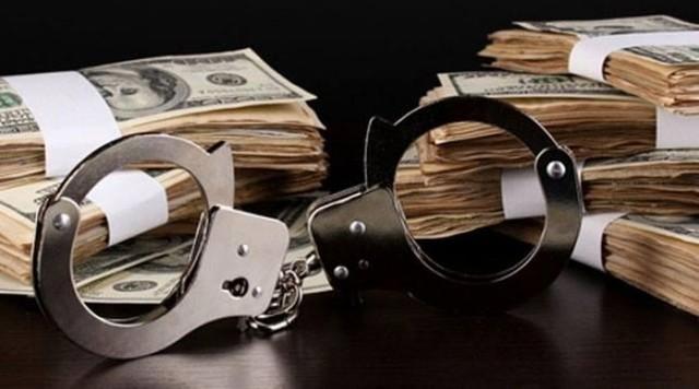 Полиция обьявила двум руководителям банка подозрение в растрате 80 млн. грн
