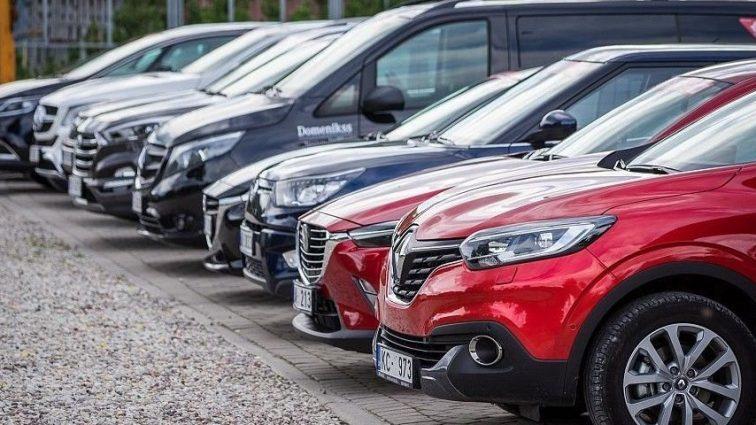 Какие автомобили покупают украинцы: ТОП-10 января