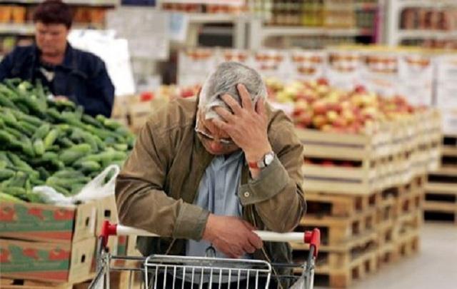 Украинцы, будьте готовы! В феврале еще больше возрастут цены на продукты!