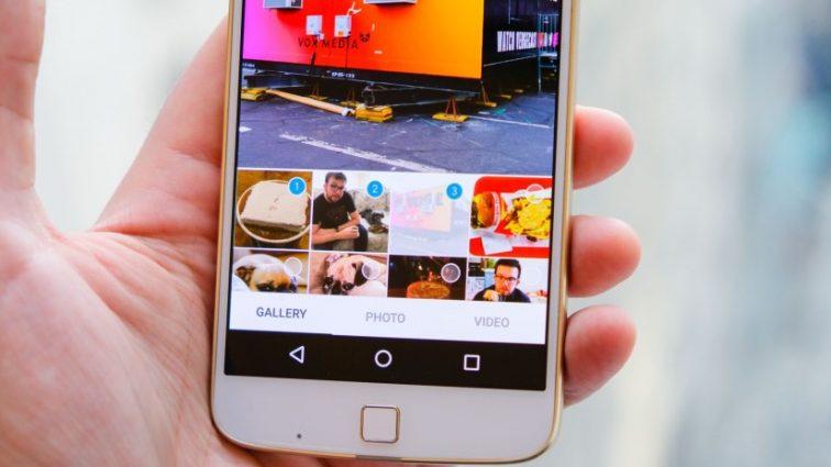 Несколько фото одним постом: Instagram расширяет свои возможности