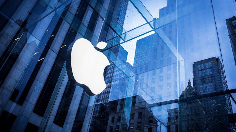 Американская компания Apple попалась на краже дизайна