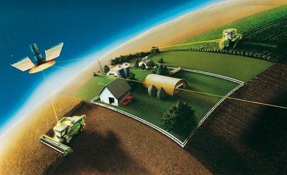 Трендом 2017 года станет… точное земледелие