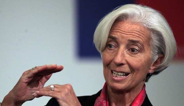 «Это только слова или больше?»: директор МВФ пообещала Украине деньги