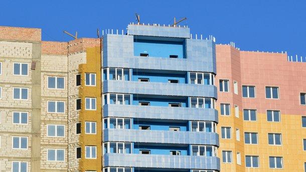 В Украине рекордно упало количество новых квартир