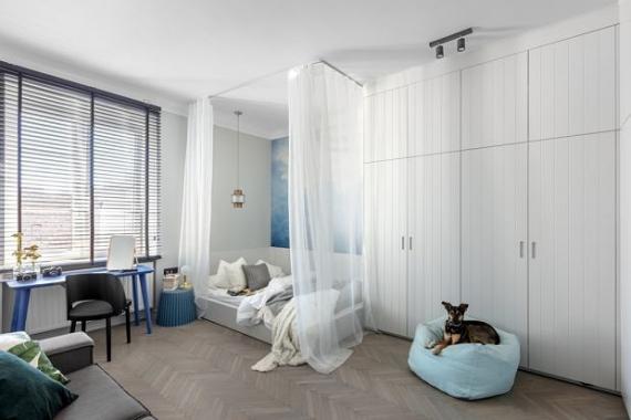 Как оформить тесную квартиру в стиле дорогих апартаментов (ФОТО)
